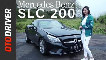 VIDEO: Mercedes-Benz SLC-Class 2017 Review | OtoDriver |