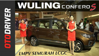 VIDEO: Wuling Confero 2017 Indonesia | First Impression | OtoDriver