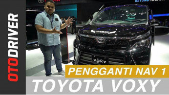 VIDEO: Toyota Voxy 2017 Indonesia | First Impression | OtoDriver