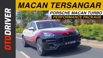 VIDEO: Porsche Macan Turbo PP 2017 | First Drive | OtoDriver
