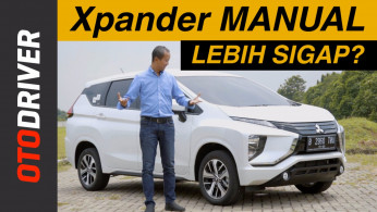 VIDEO: Mitsubishi Xpander Exceed M/T 2017 Review Indonesia | OtoDriver