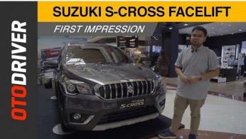 VIDEO: Suzuki SX4 S-Cross First Impression Review Indonesia | OtoDriver