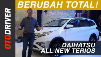 VIDEO: Daihatsu All New Terios 2018 First Impression Review Indonesia | OtoDriver