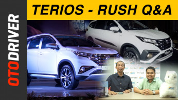VIDEO: Daihatsu All New Terios 2018 & Toyota All New Rush 2018 Q&A | OtoDriver