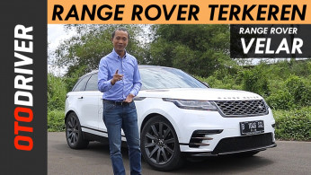 VIDEO: Range Rover Velar 2018 Review Indonesia | OtoDriver