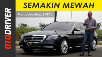 VIDEO: Mercedes-Benz S 450 L Review | OtoDriver