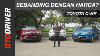 VIDEO: Toyota C-HR First Drive   OtoDriver