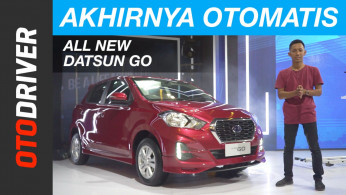VIDEO: Datsun Go Facelift 2018 | First Impression | OtoDriver