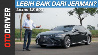 VIDEO: Lexus LS 500 2018 Review | OtoDriver