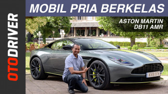 VIDEO: Aston Martin DB11 AMR 2018 | First Drive | OtoDriver