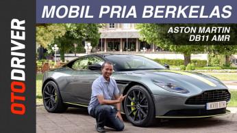 VIDEO: Aston Martin DB11 AMR 2018 | First Drive | OtoDriver
