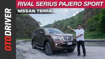 VIDEO: Nissan Terra 2018 | First Drive | OtoDriver | Supported by GIIAS 2018