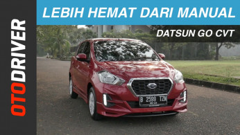 VIDEO: Datsun Go CVT 2018 Review Indonesia | OtoDriver | Supported by GIIAS 2018