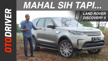 VIDEO: Land Rover Discovery 5 2018 Review Indonesia | OtoDriver