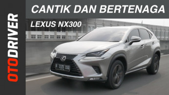 VIDEO: Lexus NX300 2018 Review Indonesia | OtoDriver | Supported by GIIAS 2018