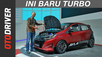 VIDEO: Daihatsu Ayla Turbo Concept 2018 | First Impression | OtoDriver | Supported by GIIAS 2018