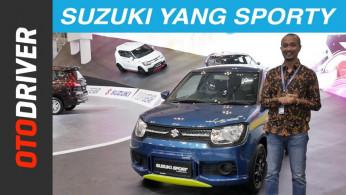 VIDEO: Suzuki Sport   OtoDriver   Supported by GIIAS 2018