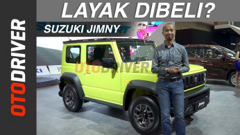 VIDEO: Suzuki Jimny 2019 | First Impression | OtoDriver | Supported by GIIAS 2018