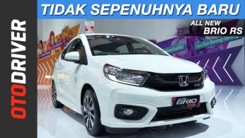 VIDEO: All New Honda Brio RS 2018   OtoDriver   Supported by GIIAS 2018