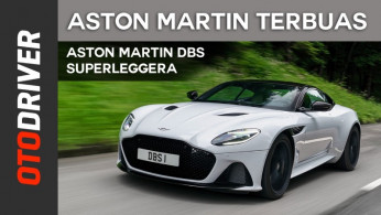 VIDEO: Aston Martin DBS Superleggera 2018 | First Drive | OtoDriver | Supported by GIIAS 2018