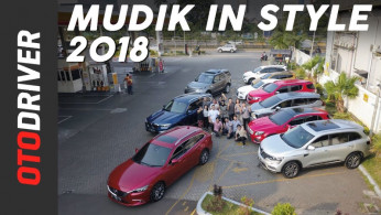 VIDEO: Mudik in Style 2018 | OtoDriver | Supported by Shell Indonesia