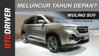 VIDEO: Wuling SUV 2018 | First Impression | OtoDriver | Supported by GIIAS 2018