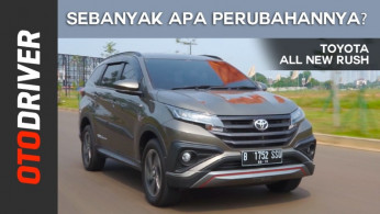 VIDEO: Toyota All New Rush 2018 Review Indonesia | OtoDriver