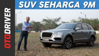 VIDEO: Bentley Bentayga 2018 Review Indonesia | OtoDriver