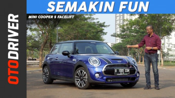 VIDEO: Mini Cooper S 2018 Review Indonesia | OtoDriver