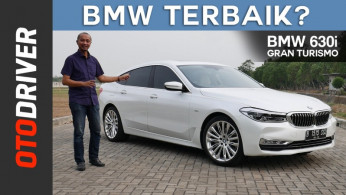 VIDEO: BMW 630i Gran Turismo 2018 Review Indonesia | OtoDriver