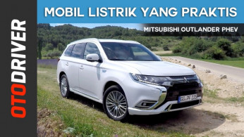 VIDEO: Mitsubishi Outlander PHEV 2018 | First Drive | OtoDriver