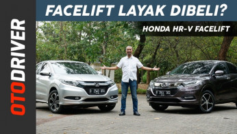 VIDEO: Honda HR-V Facelift 2018 Review Indonesia | OtoDriver