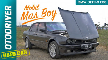 VIDEO: BMW Seri-3 E30 Review Indonesia | OtoDriver Used Car