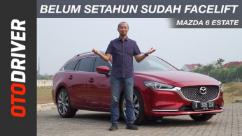 VIDEO: Mazda 6 Estate 2018 Review Indonesia | OtoDriver
