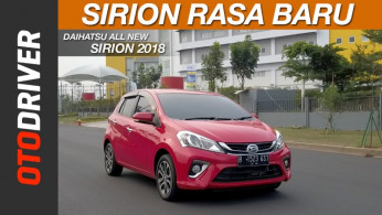 VIDEO: Daihatsu Sirion 2018 Review Indonesia | OtoDriver