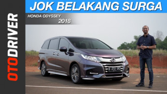 VIDEO: Honda Odyssey 2018 Review Indonesia | OtoDriver