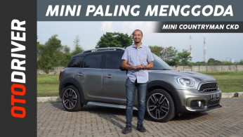 VIDEO:Mini Countryman CKD 2018 Review Indonesia | OtoDriver