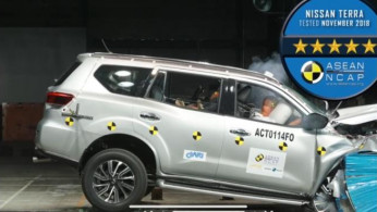 VIDEO: Crash Test Nissan Terra 2018 (ASEAN NCAP)