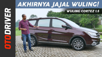 VIDEO: Wuling Cortez 1.5 2018 Review Indonesia | OtoDriver