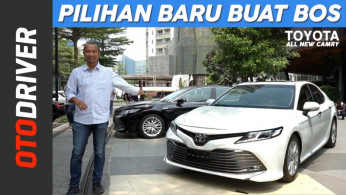 VIDEO: Toyota All New Camry 2019 | First Impression | OtoDriver