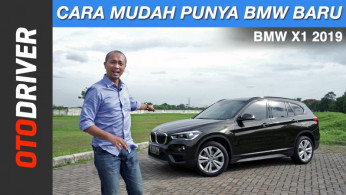 VIDEO: BMW X1 2019 Review Indonesia | OtoDriver