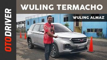 VIDEO: Wuling Almaz 2019 | First Drive | OtoDriver