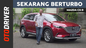 VIDEO: Mazda CX-9 2019 Review Indonesia | OtoDriver