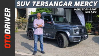 VIDEO: Mercedes Benz G63 AMG 2019 Review Indonesia