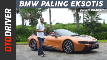 VIDEO: BMW i8 Roadster 2019 Review Indonesia | OtoDriver