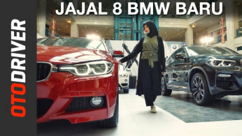 VIDEO: BMW Exhibition at Plaza Senayan 2019 | OtoDriver