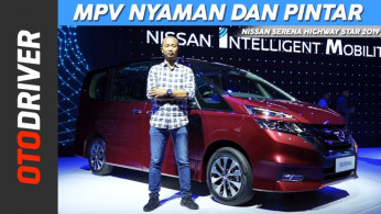 VIDEO: Nissan Serena 2019 | First Impression | OtoDriver