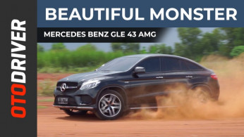 VIDEO: Mercedes-Benz GLE 43 AMG 2019 Review Indonesia | OtoDriver