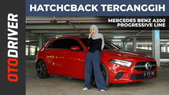 VIDEO: Mercedes-Benz A200 2019 Review