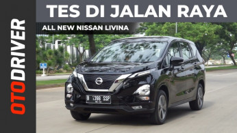 VIDEO: Nissan Livina 2019 | First Drive | OtoDriver